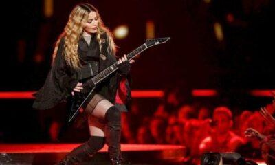 Instagram Madonna'yı 'yanlış bilgi yaymak'tan dolayı uyardı