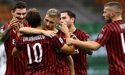 Maç sonucu: Milan 5-1 Bologna