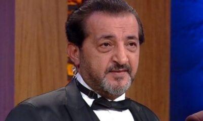 MasterChef Mehmet Yalçınkaya babasını kaybetti