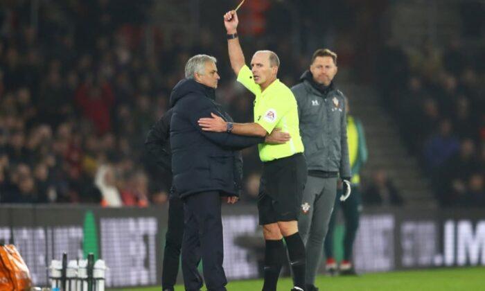 """Mourinho: """"Futbol kötü bir noktaya gidiyor"""""""
