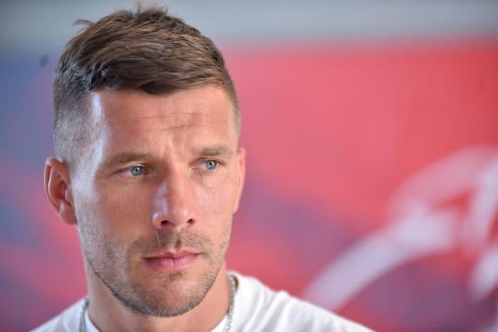 Podolski'den Kruse'nin Fenerbahçe'den ayrılışıyla ilgili çarpıcı sözler