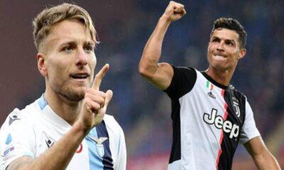 Rekorların kırıldığı gecede kazanan Juventus