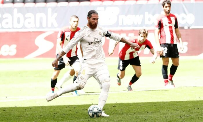 Sergio Ramos hakemlere isyan etti!