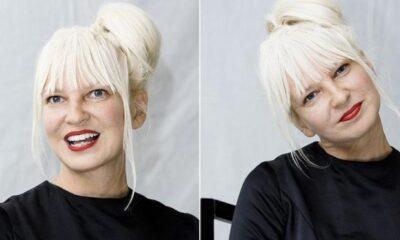 Ünlü şarkıcı Sia, babaanne oldu