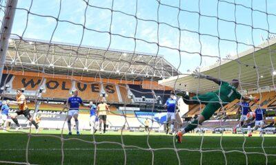 Wolverhampton, Everton'a karşı zorlanmadı
