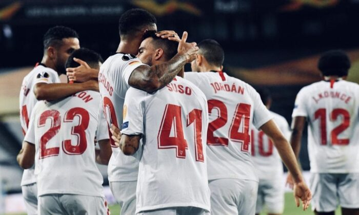 Avrupa Ligi'nde ilk finalist Sevilla