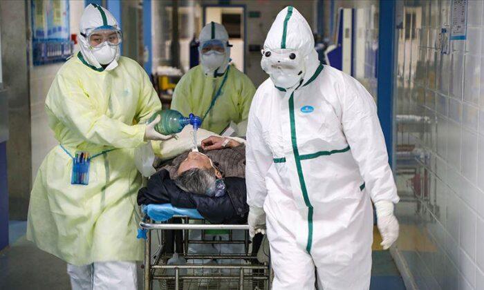 Bilim insanlarından şaşırtan iddia: Corona virüs 2012'de ortaya…