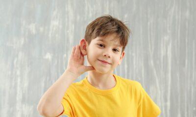 Bu hastalık çocuklarda sık görülüyor: Orta kulak sıvı toplanması…