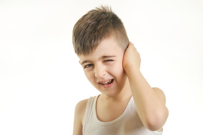 Bu hastalık çocuklarda sık görülüyor: Orta kulak sıvı toplanması...