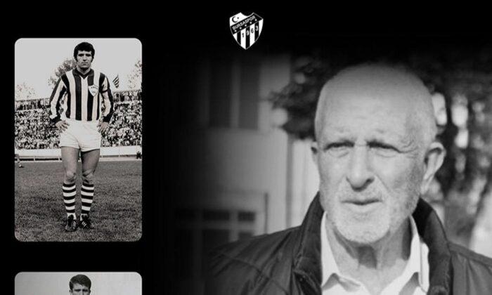 Bursaspor'un efsane ismi Mesut Şen vefat etti