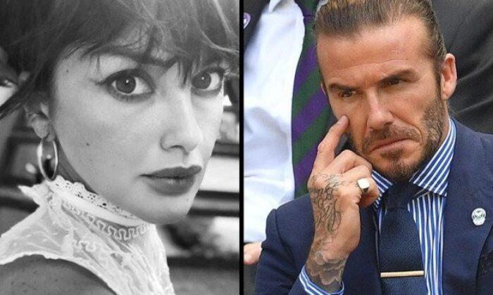 David Beckham, İlkin Tüfekçi'nin paylaşımını izledi