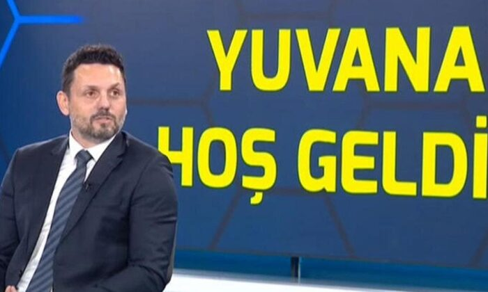 """Erol Bulut Fenerbahçe'ye nasıl geldiğini açıkladı """"Felsefem hücum futboludur"""""""