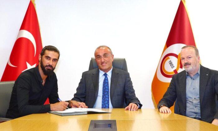 "Fatih Öztürk: ""Galatasaray futbolun çatısı"""