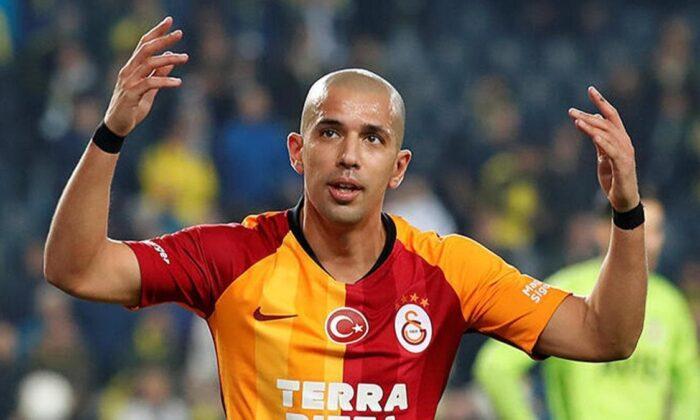 """""""Feghouli Galatasaray'ı FIFA'ya şikayet etti"""""""
