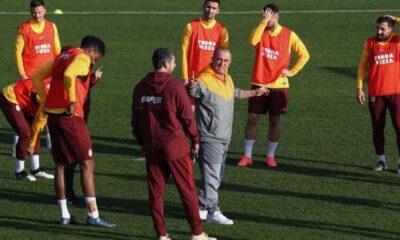Galatasaray yarın mesaiye başlıyor