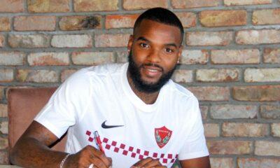 Hatayspor Gabonlu forvet Boupendza ile anlaştı