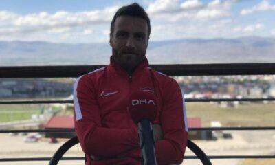 Hatayspor'un kaptanı Mesut Çaytemel bir ilki yaşayacak