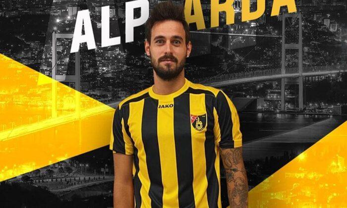 İstanbulspor Alp Arda ile 5 yıllık sözleşme imzaladı