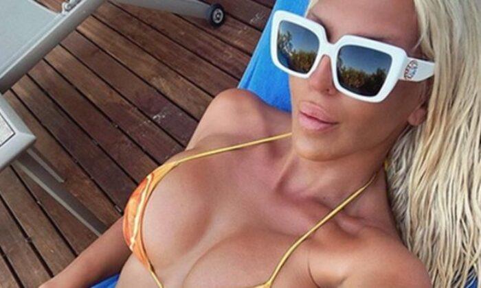 Jelena Karleusa araç sürerken çekim yaptı, takipçilerini uyardı!
