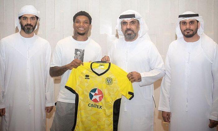 Junior Fernandes, El-İttihad Kalba'ya transfer oldu