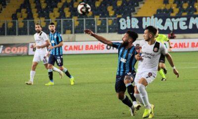 Karagümrük ve Adana Demirspor, PFDK'lik oldu