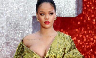 Rihanna'dan Beyrut için bağış çağrısı