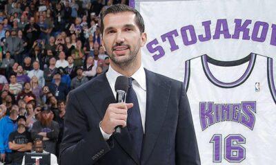 Sacramento Kings'te Stojakovic de istifa etti