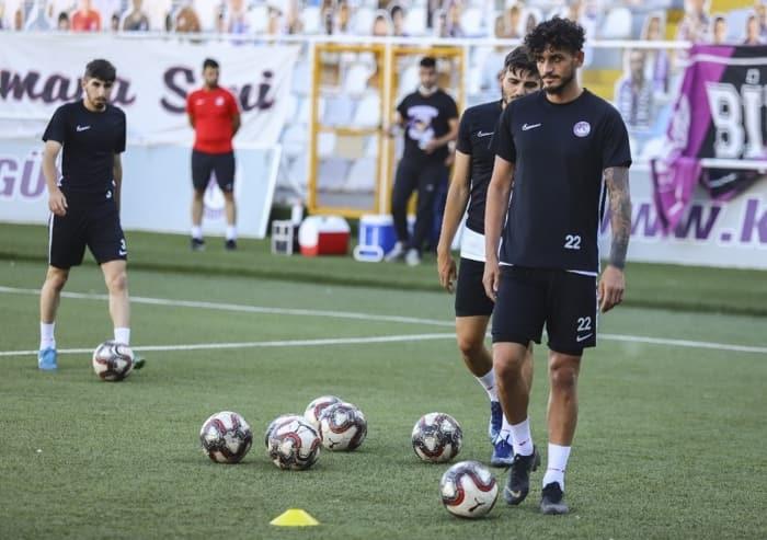 Samet Akaydin'in hedefi Süper Lig