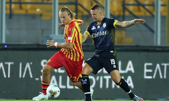 Serie A'da düşen son takım Lecce