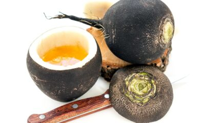 Siyah turp kandaki mikrobu temizliyor! Mucize besin siyah turbun…