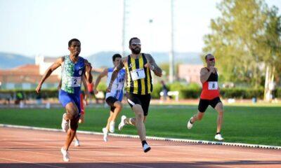 Türkiye Atletizm Süper Lig'ine Fenerbahçe damgasını vurdu