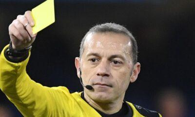 Cüneyt Çakır'ın yönettiği maçta Polonya Bosna Hersek'i 2-1 ile geçti