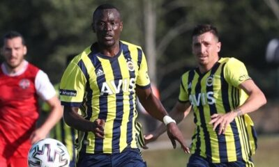 Fenerbahçe'de Rodrigues sakatlandı, maç berabere bitti