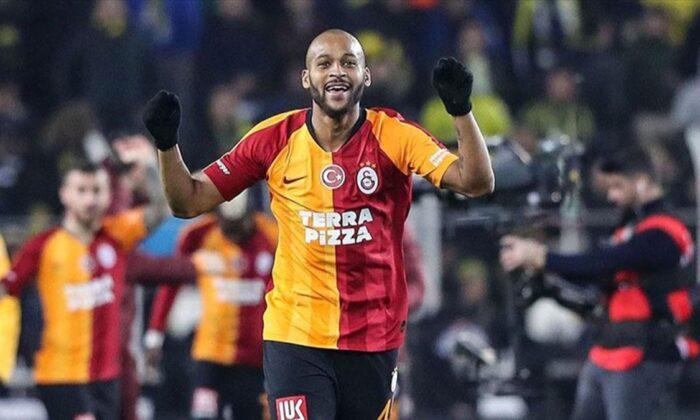 Galatasaray'a veda ediyor