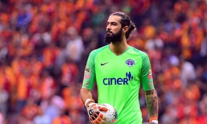 Galatasaray kaleci transferine Fatih Öztürk ile son verdi