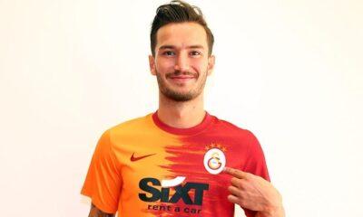 Galatasaray Oğulcan Çağlayan'ı resmen duyurdu!
