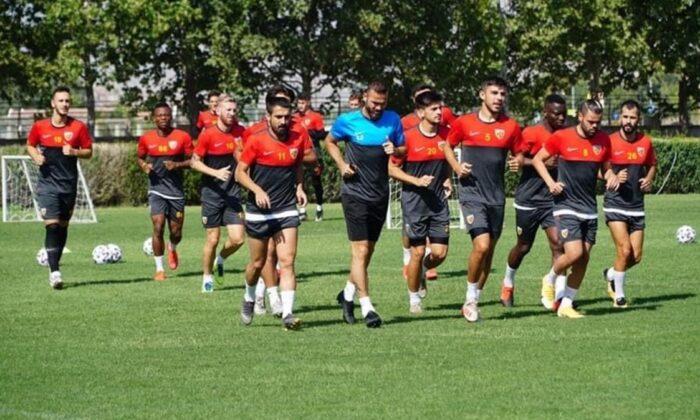 İşte Kayserispor'un yeni transferlerinin forma numaraları