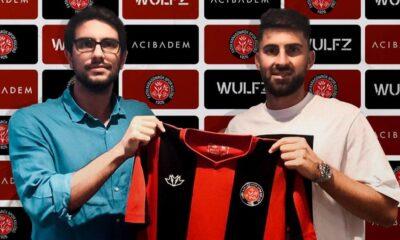 Karagümrük, Ervin Zukanovic'i transfer etti