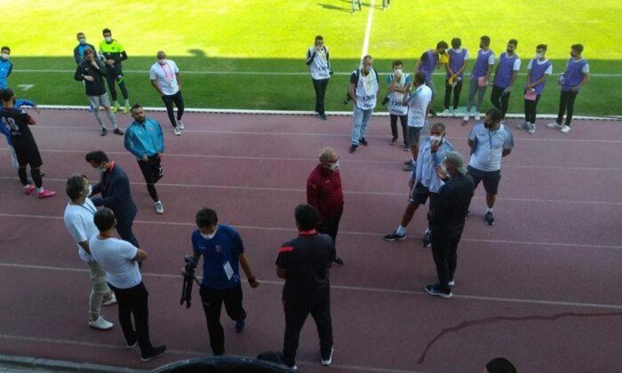 Kastamonuspor-Karacabey Belediyespor maçı ertelendi