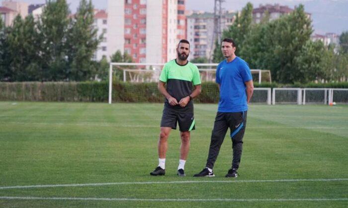 Kayserispor'da Bayram Bektaş'ın ekibi belli oldu