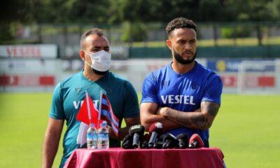Lewis Baker: Trabzonspor benim için yeni bir meydan okuma