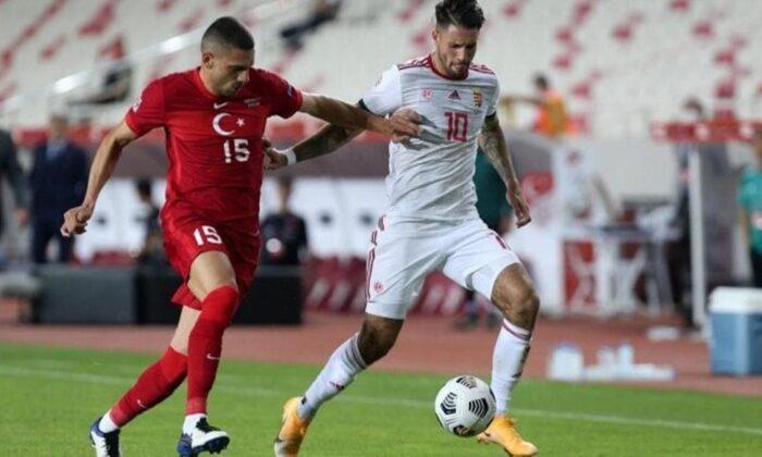 Maç sonucu: Türkiye 0-1 Macaristan