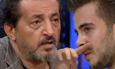 MasterChef'te gözyaşları; Mehmet Şef, Furkan'ı ağlattı