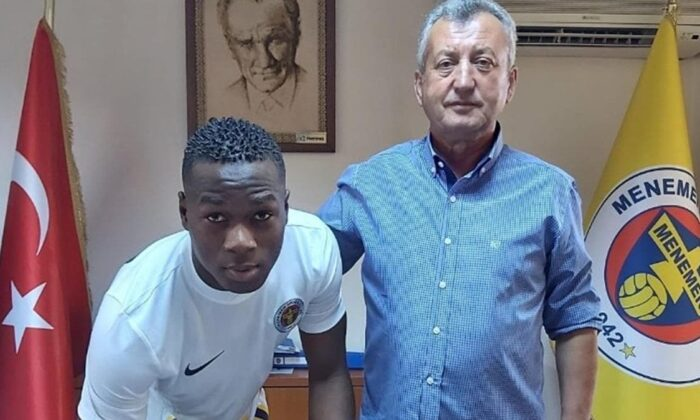 Menemenspor, Tidjani Anaane'yi transfer etti