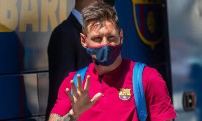 Messi, Barcelona'ya kararını fax çekerek bildirdi