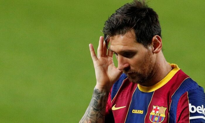 Messi, Suarez'i gönderen Barcelona yönetimini topa tuttu