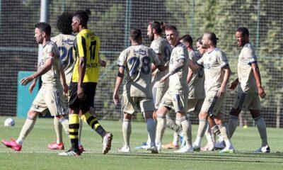 """PFDK, Fenerbahçe'ye """"tescilli olmayan oyuncu"""" oynattığı için ceza verdi"""