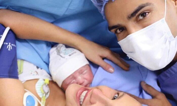 Radamel Falcao dördüncü kez baba oldu