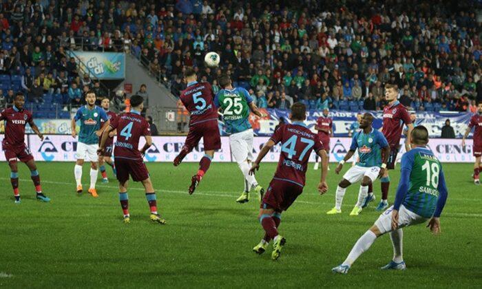 Rizespor – Trabzonspor maçının tarihi değişti