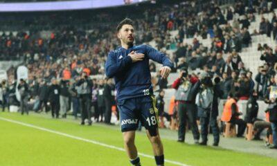 Tolgay Arslan Fenerbahçe'den ayrıldı